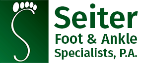 Dr. Aaron K. Seiter, DPM – Podiatrist Serving Central Arkansas
